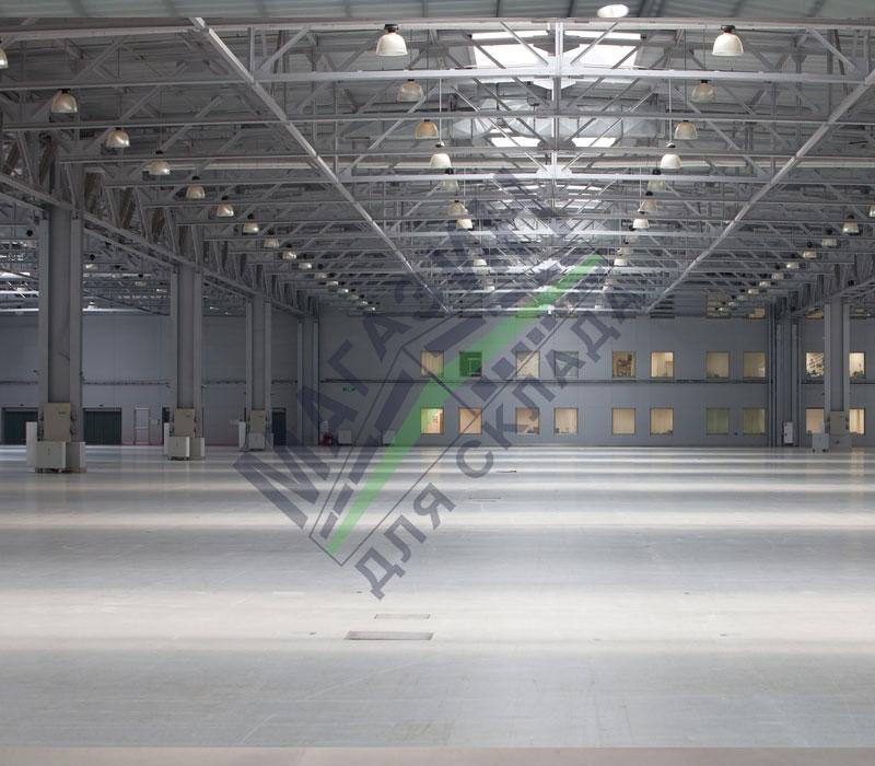 Основы проектирования современного складского помещения