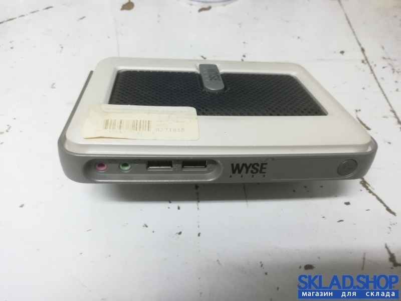 """Тонкий"" клиент Wyse SX0 Winterm S10 Thin OS Terminal Compact with Power Adapter and Power Cable"